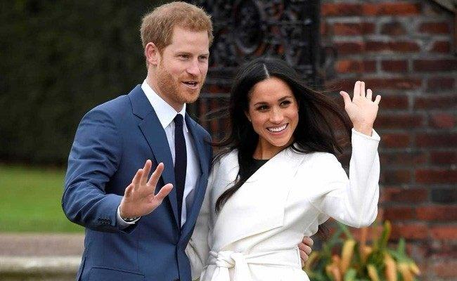Prince Harry and Meghan Break Instagram Record - Sakshi