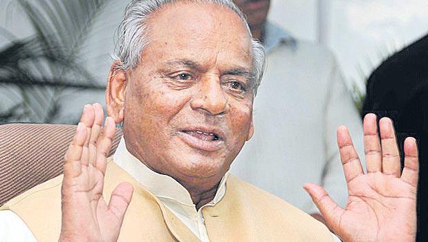 Rajasthan Governor Kalyan Singh violated MCC - Sakshi