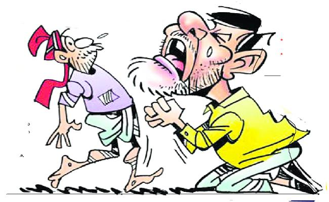 Chandrababu Naidu Cheated Farmers Of  Anatapur District - Sakshi