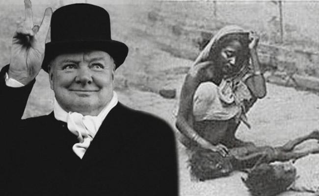 Bengal Famine Was Caused By Winston Churchill Policies - Sakshi