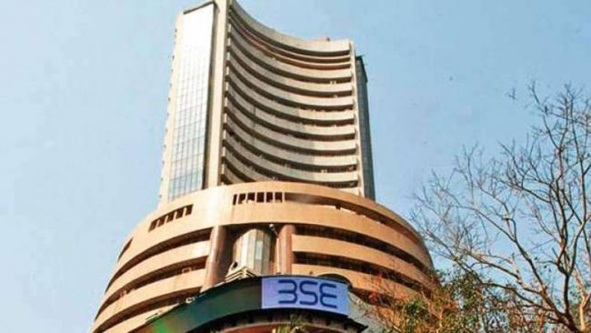 Sensex Nifty Scale Fresh Record Highs - Sakshi