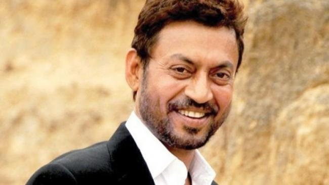 Irrfan Khan Announces Your love Soothed Me In Healing - Sakshi