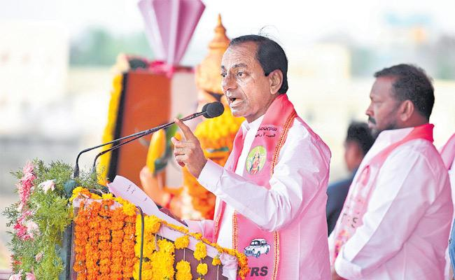 I Have No Desire To Become A PM Says KCR - Sakshi