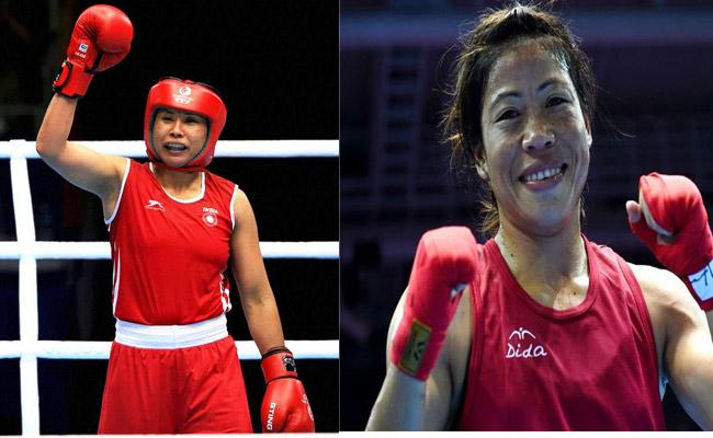 Boxing Ring is the first of these marriages - Sakshi