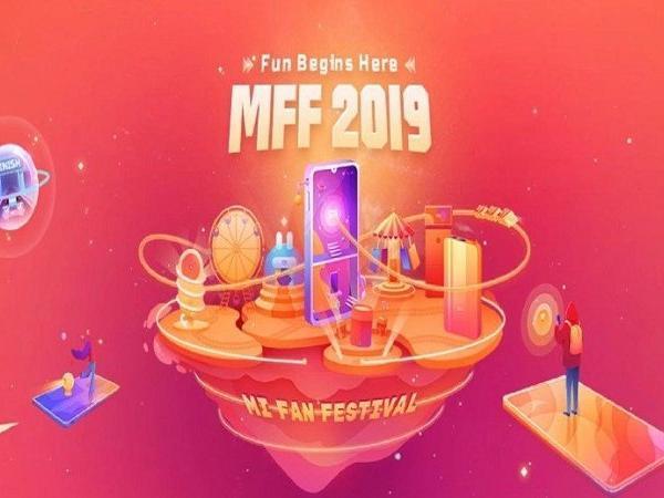 Mi Fan Festival 2019 Offers Rs1 Flash Sale - Sakshi
