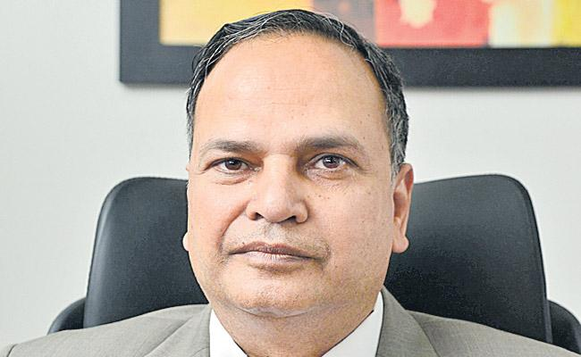 Chief Secretary SK Joshi Seeks Extra Forces for Polls - Sakshi