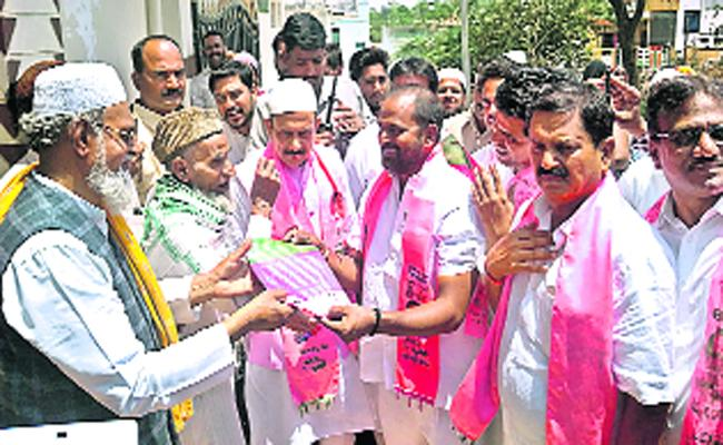 India Wants Kcr Like Leader Said By Mohammed Ali - Sakshi