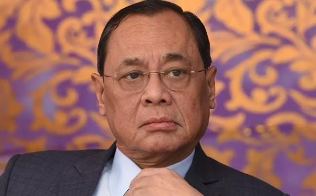 Complainant In Harassment Case Against CJI Appears Before Inquiry Panel - Sakshi