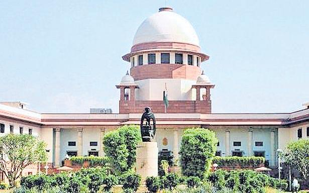SC to hear plea against PM Modi, Amit Shah for poll code violation - Sakshi