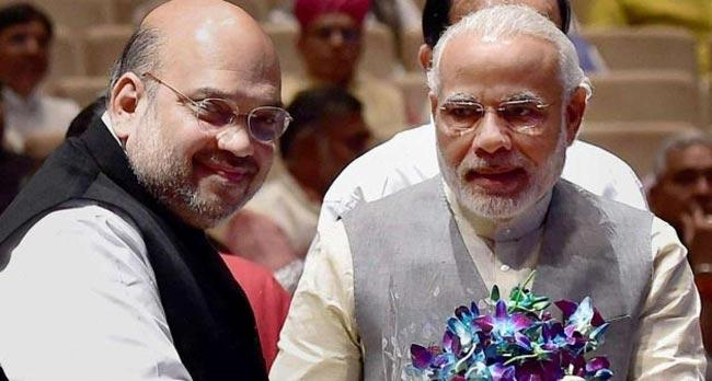 Why Election Commission Delaying Decision On Modi And Shah - Sakshi