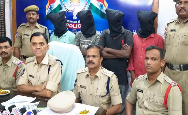 Man Who Tried To Murder Was Arrested - Sakshi