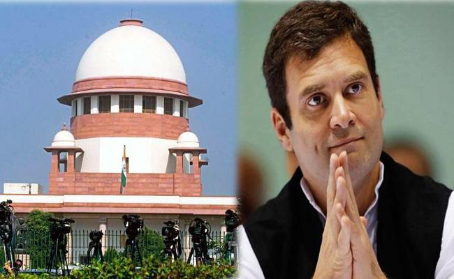 Supreme Court Says We Never Said Chowkidar Chor Hai - Sakshi