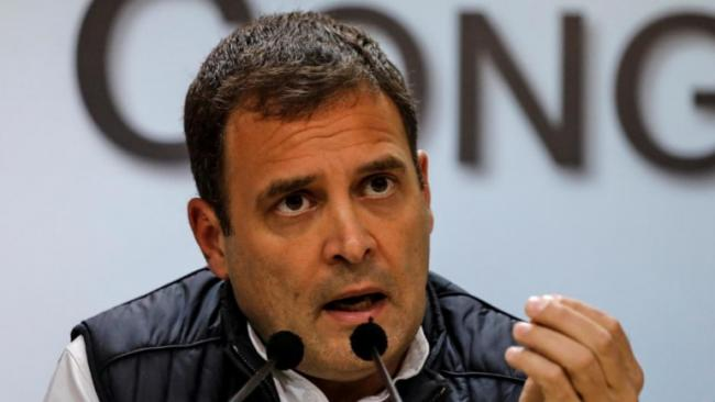 Citizenship Status Row Home Ministry Issues Notice To Rahul Gandhi - Sakshi