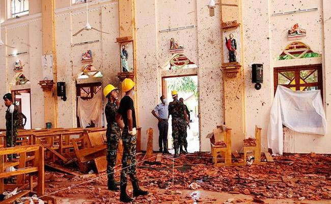Terror Calls Increased To TN Police Control Rooms After Sri Lanka Blasts - Sakshi