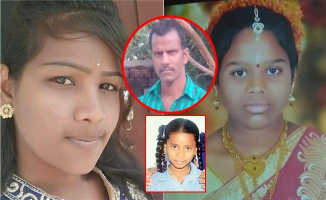 Sensational Facts in Hajipur serial Murders - Sakshi