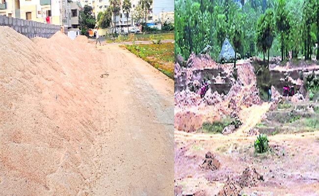 Sand Mining In East Godavari - Sakshi