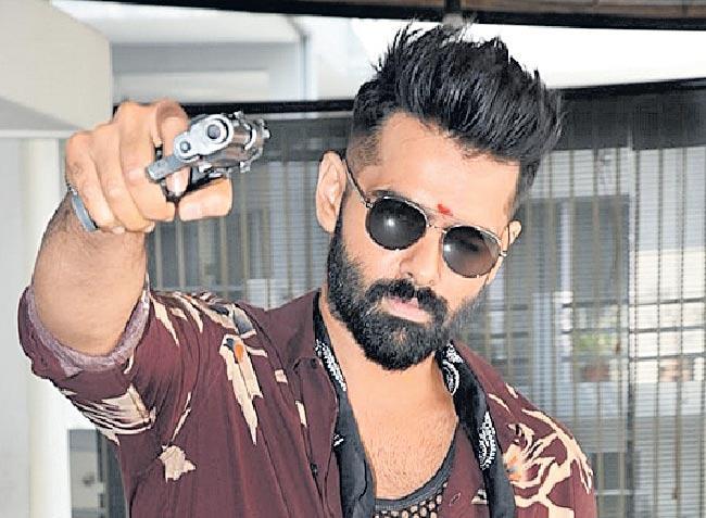 ismart shankar movie song shooting in hyderabad - Sakshi