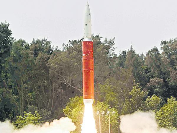 America Focused On Mission Shakti - Sakshi