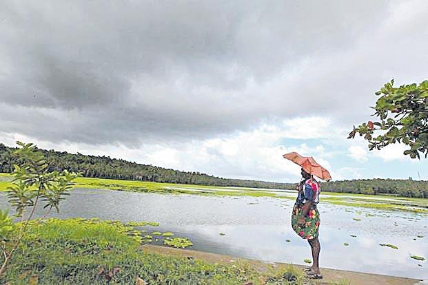 Below-normal monsoon likely this year - Sakshi