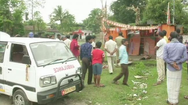 Body Found Hanging In BJP Booth Office In Siliguri - Sakshi