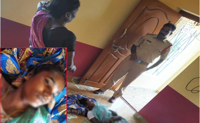 Married Women Commits Suicide in Chittoor - Sakshi