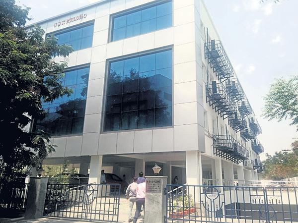 TFC Office At Bala Krishna House Itself - Sakshi