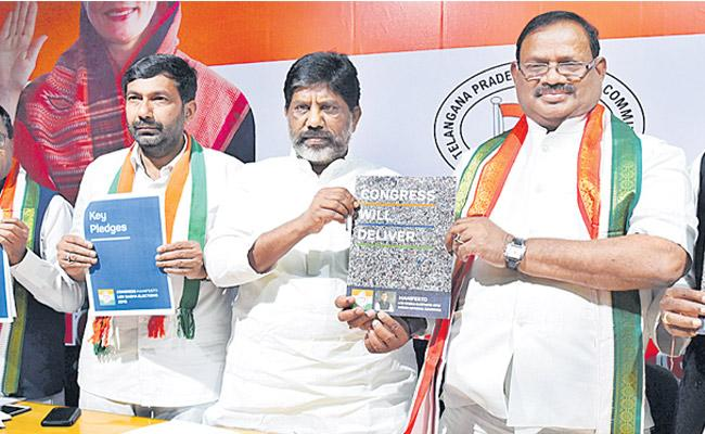 Rahul Refused to fight from Telangana Says RC Khuntia - Sakshi