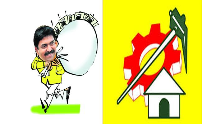 Bode prasad And His Followers Together Corrupted Thousands oF Crores For Four Years - Sakshi