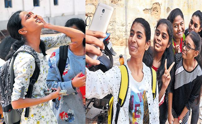 Tenth Class Exams Completed in Telangana - Sakshi