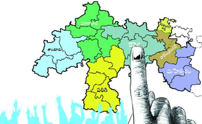 Vikarabad Election Campaign Information - Sakshi