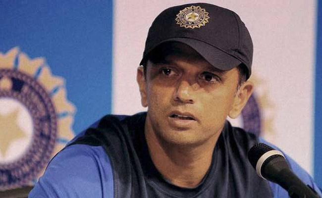 Rahul Dravid Proposes life Skills Training for U 16 Players - Sakshi