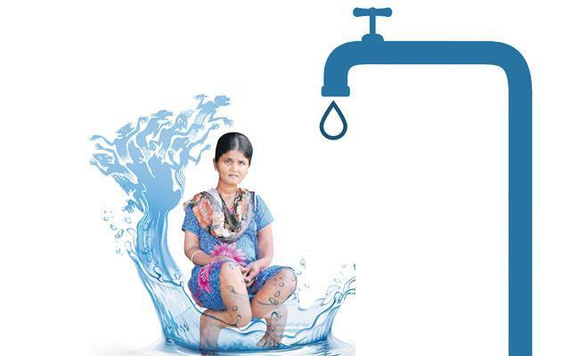 Fluoride Problem In Nalgonda - Sakshi