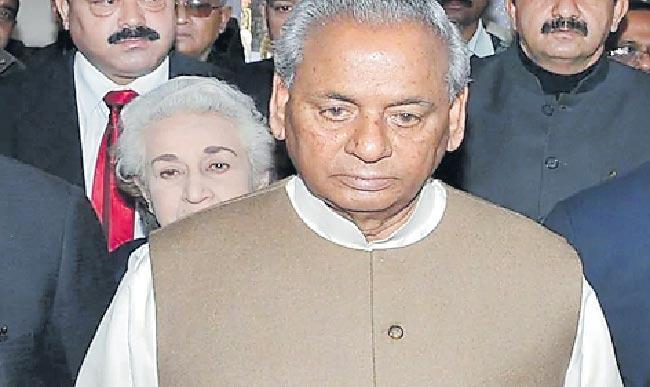 President Forwards EC Complaint File to Centre on Rajasthan Governor Kalyan Singh - Sakshi