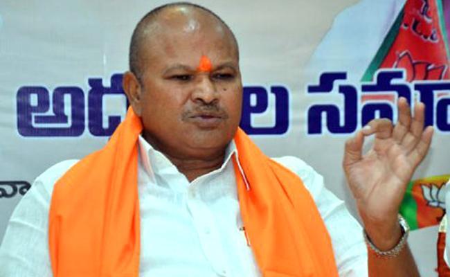 Kanna Lakshminarayana Fires CM Chandrababu Naidu - Sakshi
