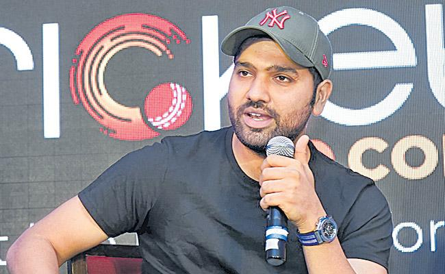 IPL Should not be Criterion for WC Selection says Rohit Sharma - Sakshi