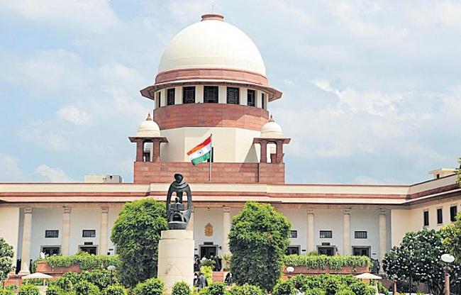 SC reserves verdict over info on collegium under RTI Act - Sakshi