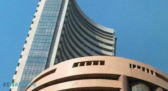 Sensex ends lower, Nifty holds 11,600 post RBI policy - Sakshi