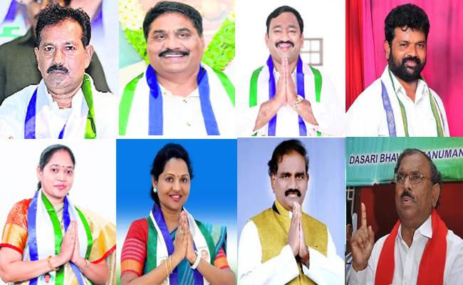 Candidates From Tadikonda constituency Are Highly Competitive In The General Election - Sakshi