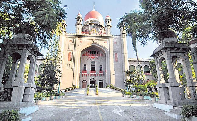 HC hears Writ petition challenging Nizamabad LS poll - Sakshi