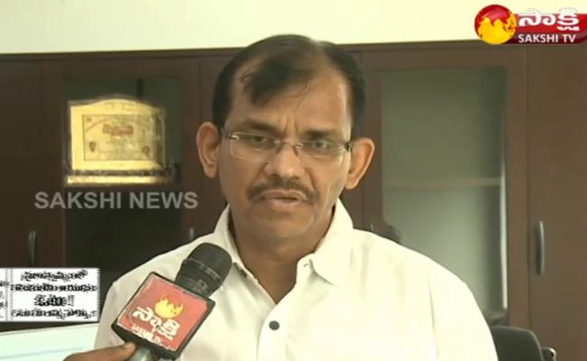 AP CEO Gopala Krishna Dwivedi Comments Over Searches IN CM Ramesh House - Sakshi