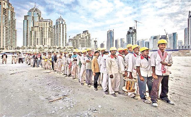 Gulf Voters Effect on Lok Sabha Elections - Sakshi