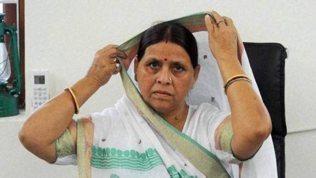 Rabri Devi Defends Rape Convict - Sakshi