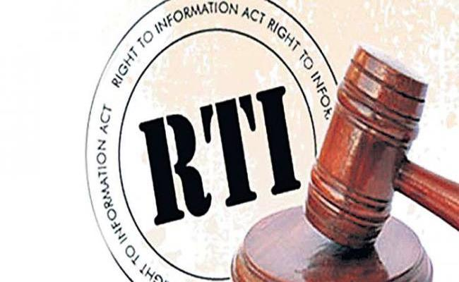 Threat To Right To Information Act - Sakshi