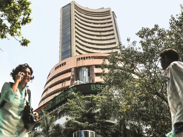 Stockmarkets Ended in Gains - Sakshi