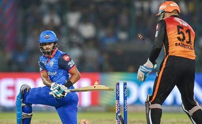 Shreyas Iyer Says Delhi Failed In Batting Side After Match Lost To SRH - Sakshi