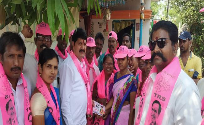 All Parties Election Campaign In Khammam - Sakshi