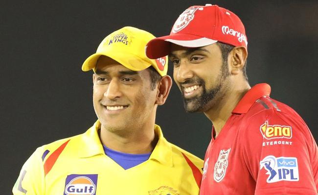 Bravo out.from CSK Against KIngs Punjab Match - Sakshi
