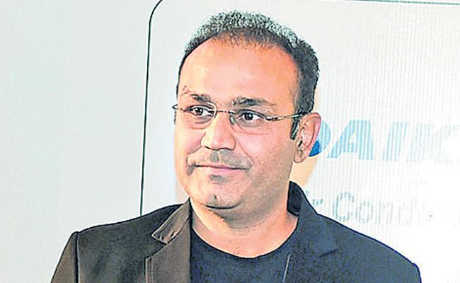 Making a name in cricket is tougher now: Virender Sehwag - Sakshi