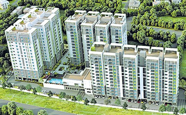 Ramky estates starts new projects - Sakshi