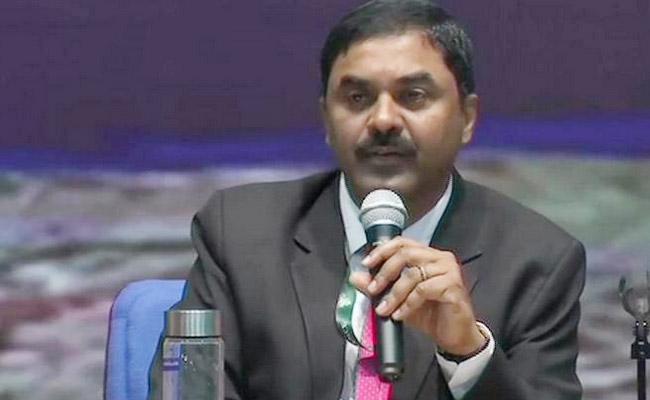 DRDO Chief Satheesh Reddy On Mission Shakti - Sakshi